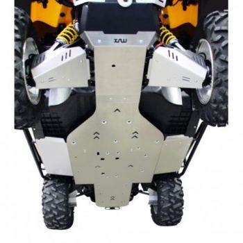 Alumiininen Skid Plate - CAN-AM Commander 1000XT/800R