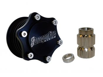 DRAGONFIRE Spline adapteri + napa