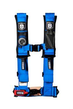 Pro Armor 3`` 4-OSAISET TURVAVALJAAT VOODOO BLUE