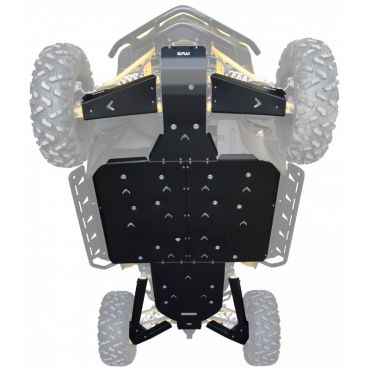 COMPLETE Under body armor - YAMAHA YXZ1000R