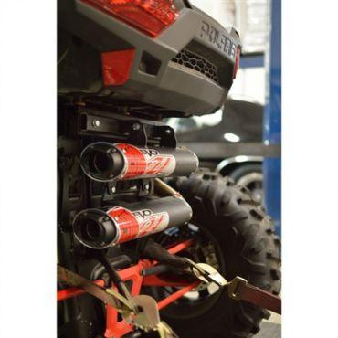 BIG GUN Polaris RZR XP 1000 TURBO/ RZR XP 4 TURBO EVO UTILITY Dual Pujotettava