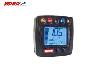 Koso XR-S 01 digitaali monitoimi mittari