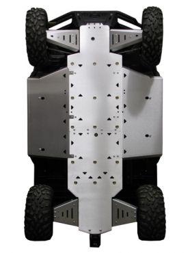 Skid plates täysi sarja - Polaris 800 Ranger EPS