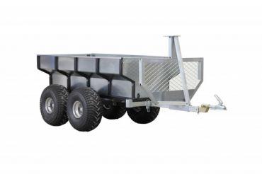 ATV puutraileri + rahtilaatikko
