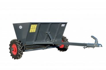 ATV hiekan / suolan levitin