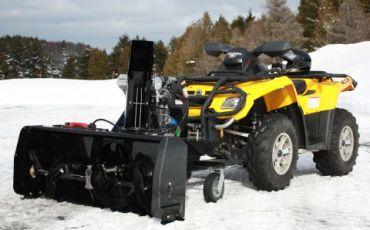 "ATV lumilinko 48"" (122CM) 14hp Kohler engine"