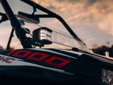 SHARK LED SINGLE SIDE SHOOTER,CREE LED,45W AT PAIR PACKING