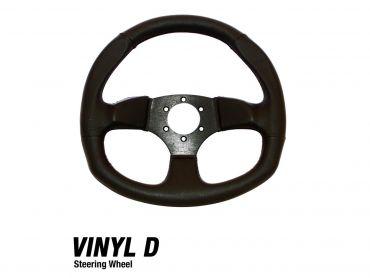 DRAGONFIRE Vinyl D Ohjauspyörä
