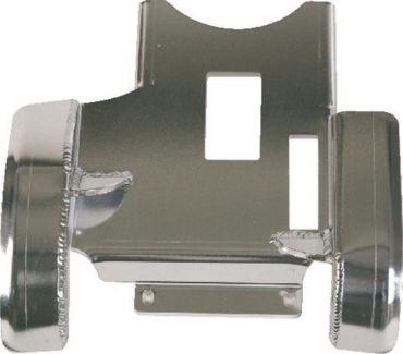 ART alumiini taka glide plate Kymco Maxxer 300