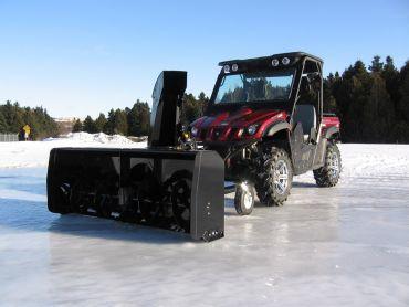 "ATV lumilinko 66"" (167 CM) 22HP HONDA ENGINE"