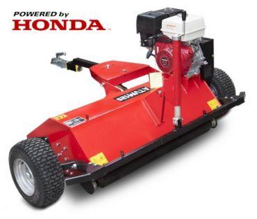 ATV varstasilppuri, 13hp GX390 Honda moottori