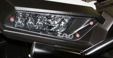 Ajovalon suojat - POLARIS RZR 1000 XP