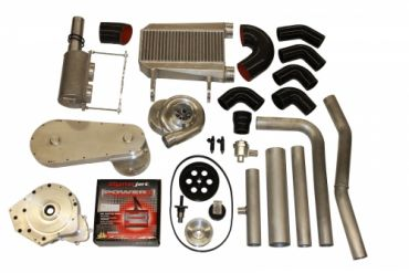 Hot Seat Performance Procharger Supercharger -sarja - Polaris RZR 1000