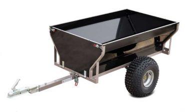 ATV-perävaunu, jossa 540 kg kantavuus