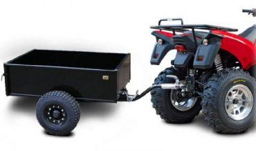 ATV traileri (Kapasiteetti: 300 kg)
