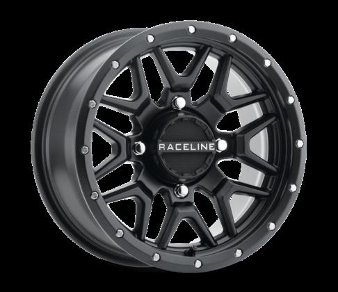 Raceline - SIMULATED BEADLOCK KRANK 14X7 4/156 BRONZE ATV-vanne